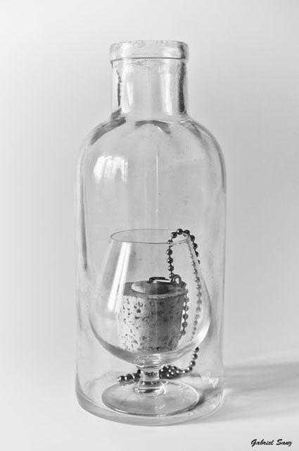 En la botella